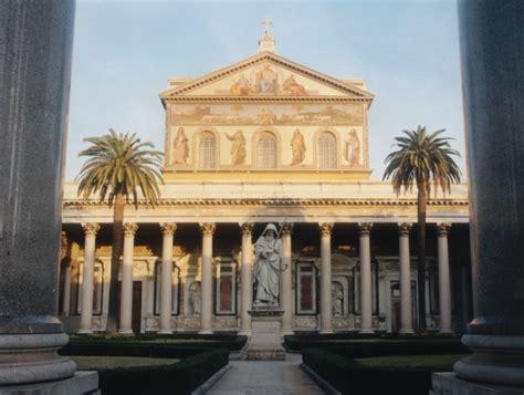 san paolo roma kirchen und basiliken turismo roma