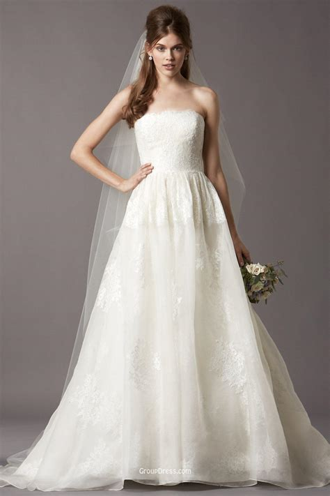 sleeveless boat neck organza and unique ball gown