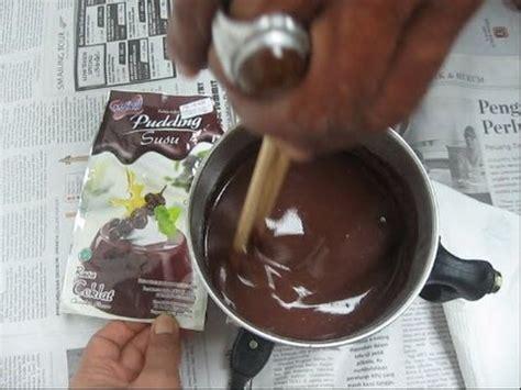 buat pudding nutrijell rasa coklat thanks ade abang atas idenya br tivi 2419