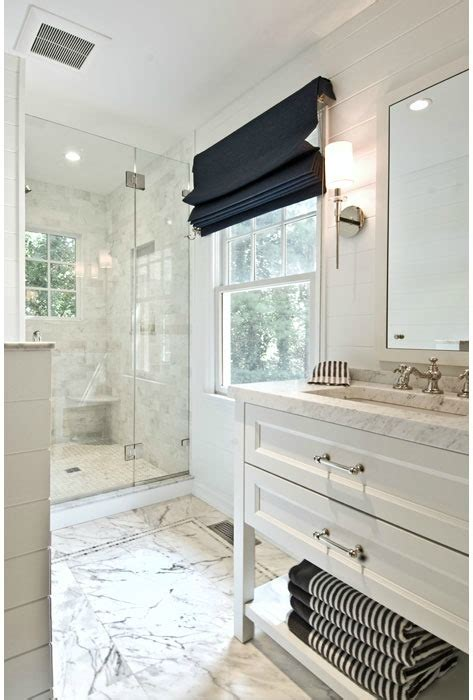 Hamptons Style Bathrooms   Inspired Space   The Builder's Wife