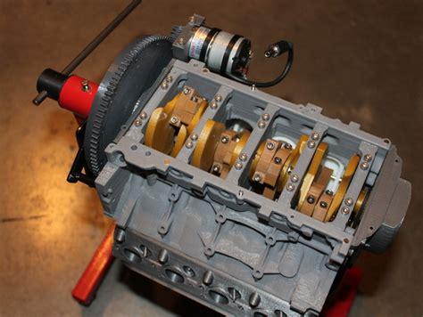 working mini v8 engine kit chevy camaro ls3 v8 engine scale working model making