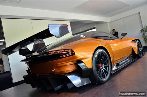 orange aston martin orange aston martin vulcan dpccars