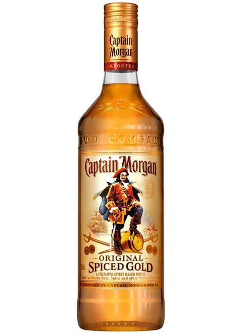Captain Morgan Geschenkidee Captain Spiced Gold Spirituosen G 252 Nstig Kaufen