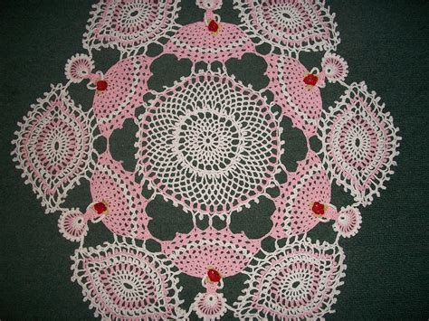 carpetas tejidas de gancho carpetas tejidas en gancho imagui