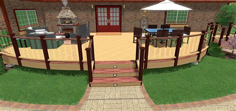 Free Landscape Design Software Trial Outdoor Patio Design Software