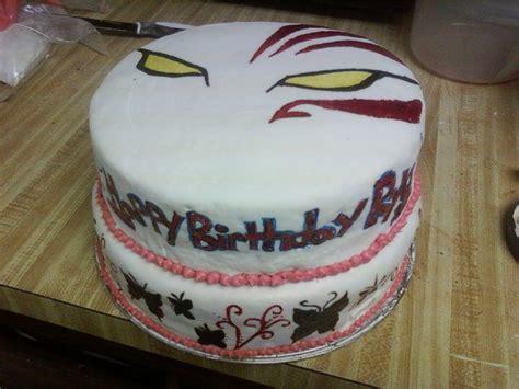 bleach anime cake cake pinterest bleach art  anime cake