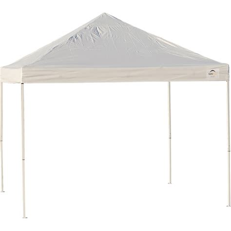 Canopy Opening Shelterlogic Pop Up Outdoor Canopy Tent 10ft X 10ft