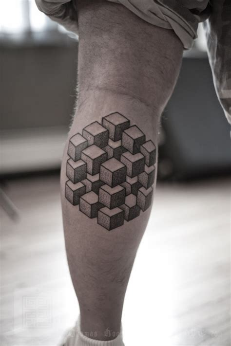 illusion tattoos designs optical illusions optical illusion tattoos