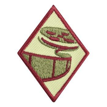 cadette woodworker badge cadette digital maker badge