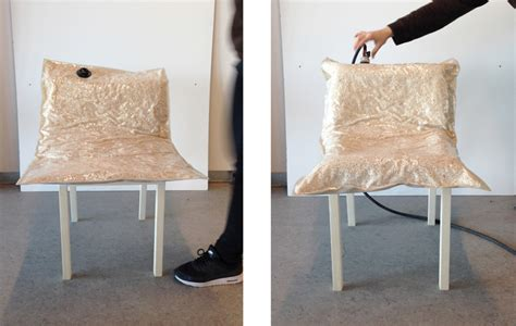 Tiny Homes Interior Designs Johanna Riedl S Saw Dust Chair Is Made From Its Own Waste