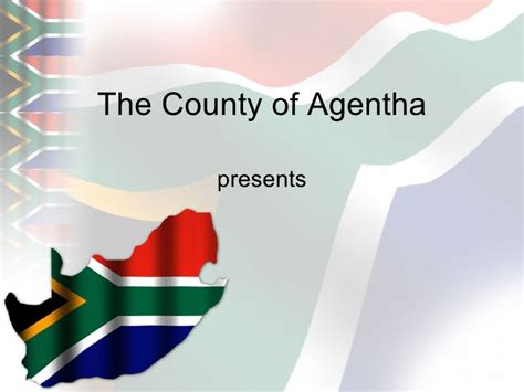 South Africa Map Powerpoint Presentation Template Africa Powerpoint Template