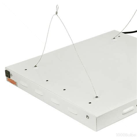 8 Ho Fluorescent Light Fixture Sun Blaze 960293 Fluorescent Grow Light Fixture