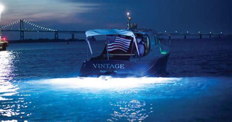 underwater lighting solutions power motoryacht