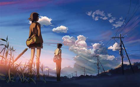 film anime buatan makoto shinkai 379 movie stills i like to use for my desktop background