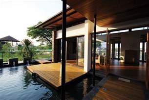 feng shui house feels like it s floating on a lake