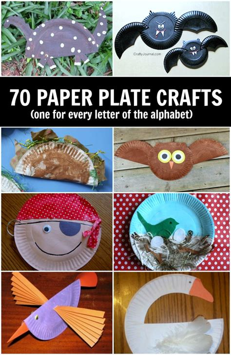 Paper Plates Crafts For Toddlers - paper plate crafts for a z c r a f t