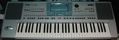 Keyboard Korg Pa50 Sd New korg pa50sd image 462388 audiofanzine