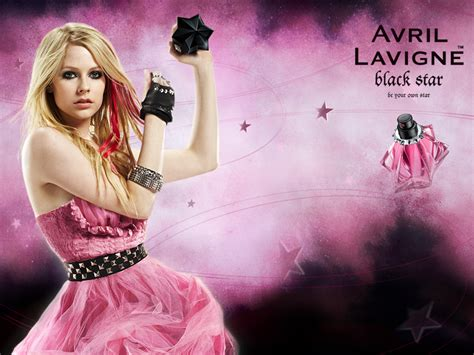 Poster Parfum Avril Lavigne avril lavigne s goodbye lullaby fragances and more 187 marketing
