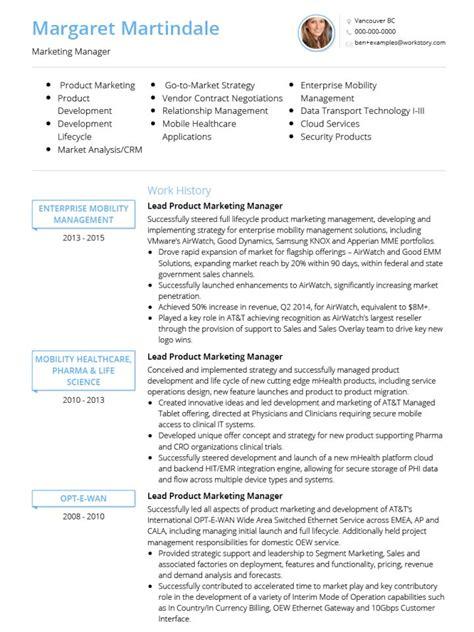 marketing manager sample resume pdf dadaji us