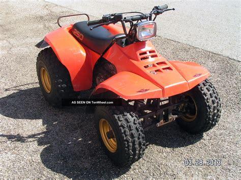 1985 Suzuki Lt250 1985 Suzuki Lt 250