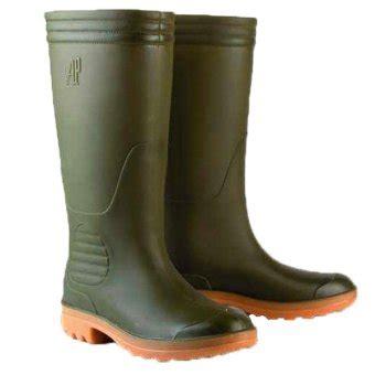 ap boots sepatu boot original hijau 9506 lazada indonesia