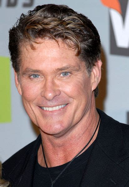 Hasselhoff Battles Boozing Reports by Judge Awarded David Hasselhoff Custody Of Daughters