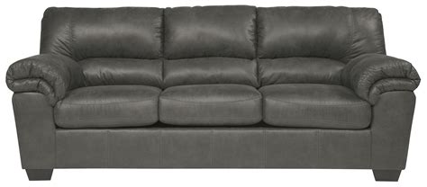 leather full sleeper sofa signature design by ashley bladen 1200136 casual faux