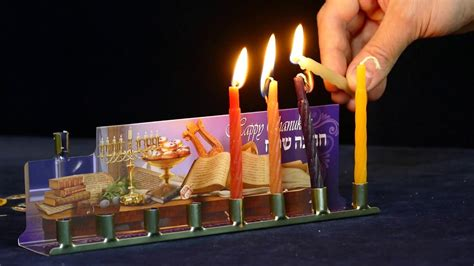 how to light hanukkah candles how to light the chanukah candles