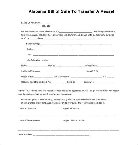 boat bill of sale dnr boat bill of sale form asli aetherair co
