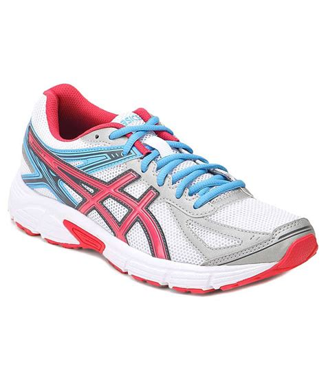 sports shoes asics asics white sports shoes price in india buy asics