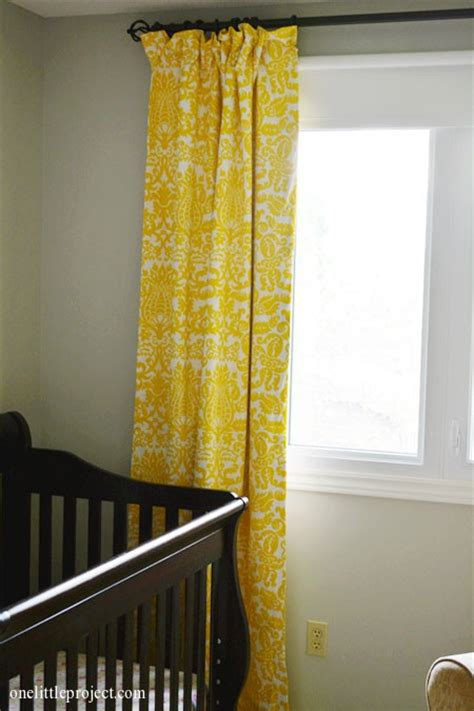 Yellow Black Out Curtains Yellow Blackout Curtains