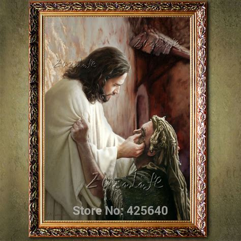 jesus home decor home decor jesus christ painting ᗐ the the portrait of