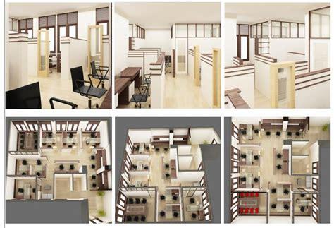 layout rumah kantor jasa desain rumah ruko dan kantor termasuk interior