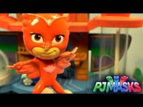 pj masks toy showcase figures heroes amp villains game