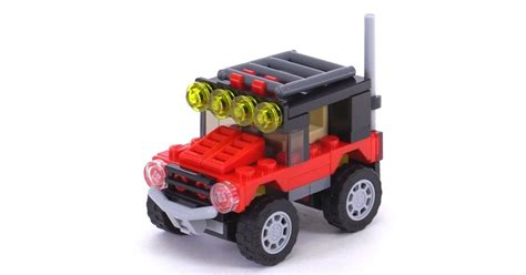 Set Rok 3 In 1 Mini lego creator mini desert racers 3 in 1 review set 31040