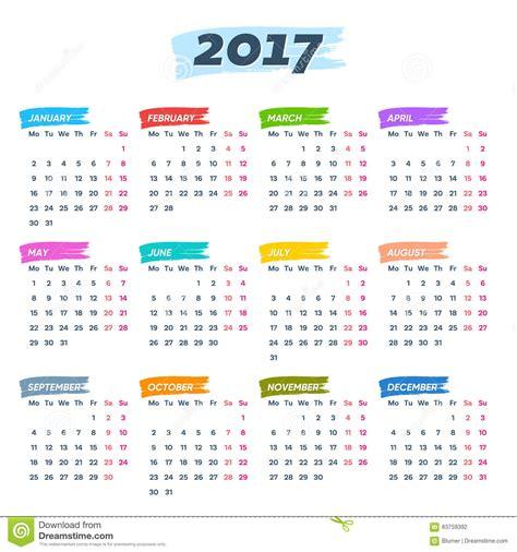 kalender mit wochen kalender