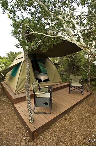 Addo Elephant Park Spekboom Tented Camp, Addo