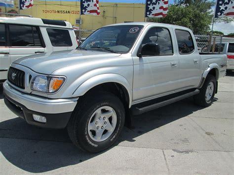 2003 Toyota Tacoma Specs 2003 Toyota Tacoma Pictures Cargurus