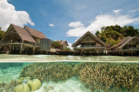 film dokumenter wisata raja ampat island keindahan wisata bawah laut di