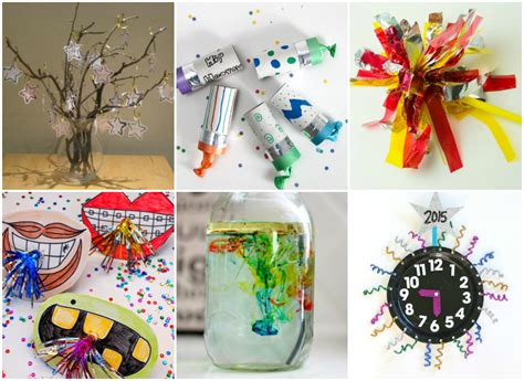 new year craft new year s activities for i arts n crafts
