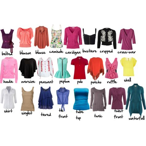 Wardrobe Tops by Quot Tops Glossary Quot Imogen Lort Wardrobe Therapy Inside