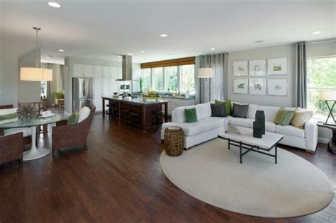 open floor plan decorating what you should know before choosing an open floor plan