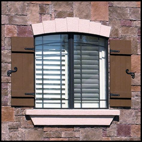 Exterior Decorative Shutters by Vinyl Decorative Hinge Set Decorative Hinges Shutters