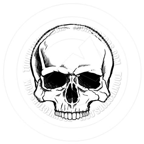 simple skull tattoos simple skull drawing search drawing to
