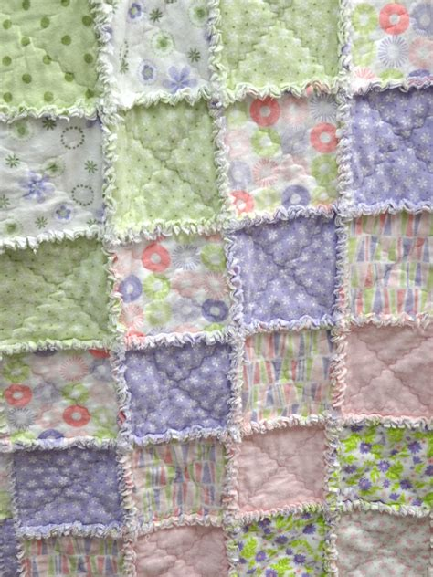 Baby Rag Quilt Kits by Baby Rag Quilt Kit