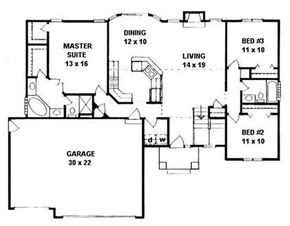 small footprint house plans best 25 ranch house landscaping ideas on pinterest