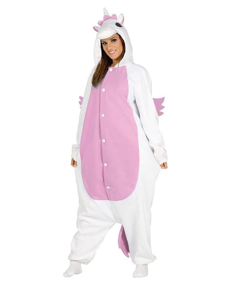 anzug pyjama unicorn pajamas costume as a jumpsuit horror shop