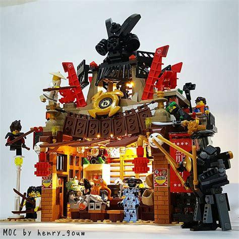 film robot ninjago the lego ninjago movie set 2017 quot garmadon s restaurant