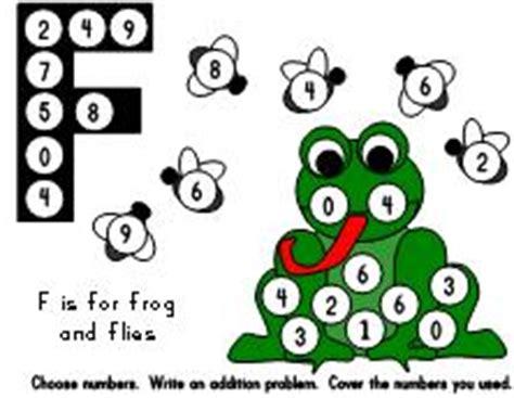math frog pattern quest frog math ideas