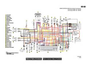 Arctic Cat Wiring Schematic 2004 Ac 400 4x4 Fis Problem Atvconnection Com Atv